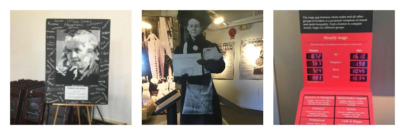 Visiting the Women's Rights National Historical Park in Seneca Falls, New York